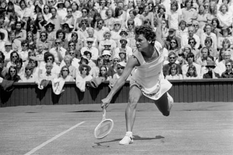 Cover image for Sunshine Super Girl: The Evonne Goolagong Story