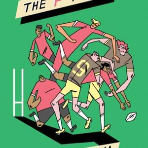 Book cover: The F Team