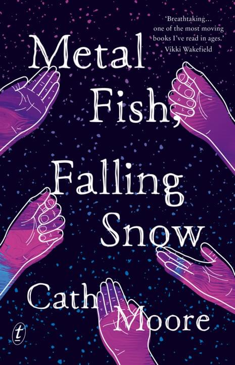 Cover image for Metal Fish, Falling Snow
