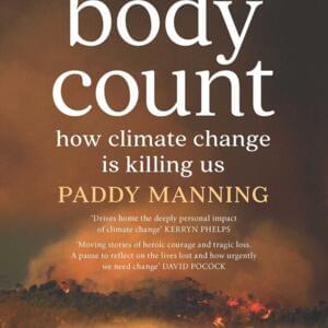 Book cover: Body Count: How Climate Change is Killing Us