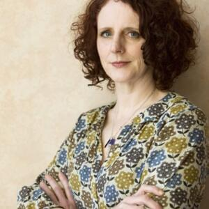 Portrait of Maggie O'Farrell