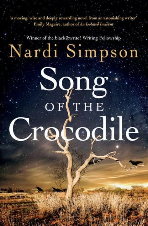 Cover image for Song of the Crocodile