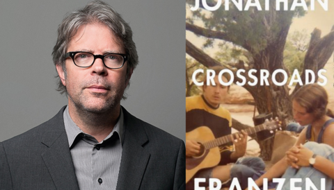 Promo image for An excerpt from Jonathan Franzen's Crossroads
