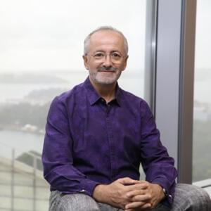 Portrait of Andrew Denton
