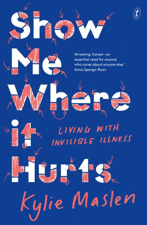 Cover image for Show Me Where It Hurts