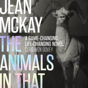 Book cover: The Animals in That Country