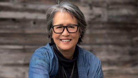 Promo image for Ruth Ozeki: The Book of Form and Emptiness
